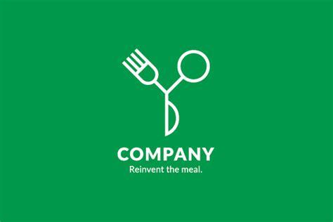 cutlery logo cutlery cafe logo