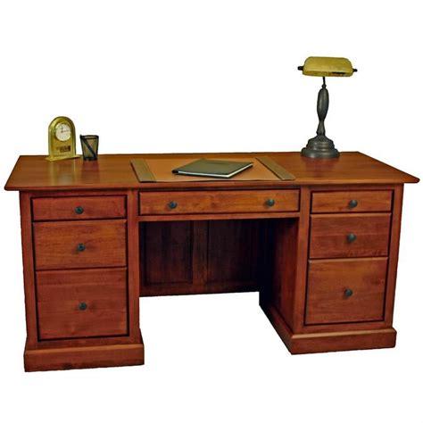 shaker desk alder executive desk