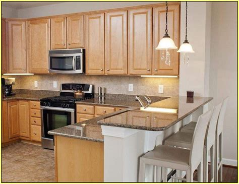 Best Color Countertop For Oak Cabinets by Best Kitchen Colors With Oak Cabinets Paint For Color