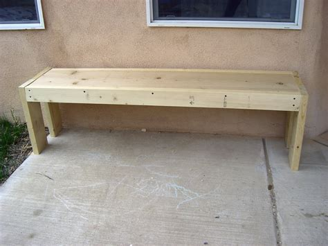 wood benches for outside pdf plans outdoor wood bench diy download bread box plans