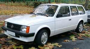 Opel Kadett D Opel Kadett D Caravan Best Photos And Information Of