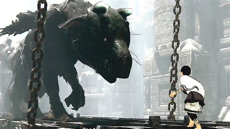 Guardian Last the last guardian review ps4 technical faults can t