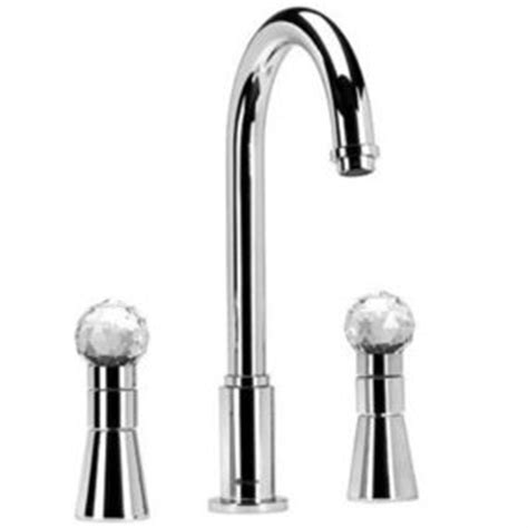 crystal bathroom taps luxury faucets with swarovski crystal by fir italia