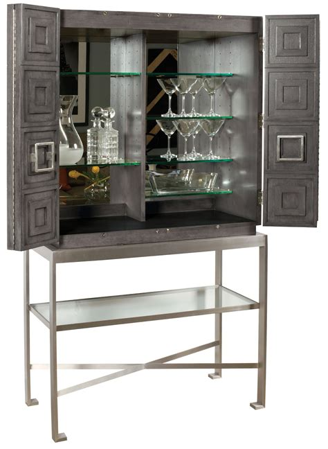Vanguard Bar Cabinet Vanguard Bar And Room Knickerboker Bar Cabinet W717bc Hickory Furniture Mart Hickory Nc