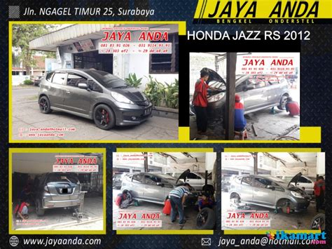 Horn Relay Mobil All New Honda Jazz bengkel khusus honda jazz