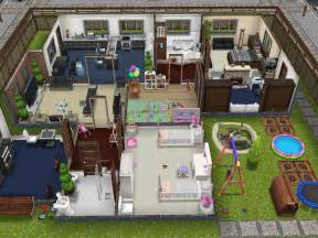 Home Design Free Play by The Sims Freeplay Player Designed House Youtube