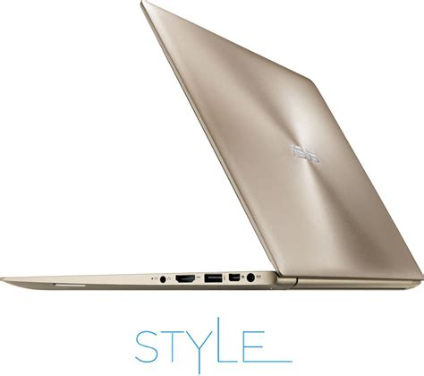 Is Asus Zenbook A Laptop asus zenbook ux303 13 3 quot laptop gold