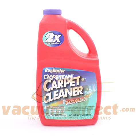 Rug Washer by Rug Doctor Oxy Steam Carpet Cleaner