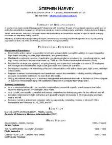 Functional Format Resume Exle by Functional Resume Sle
