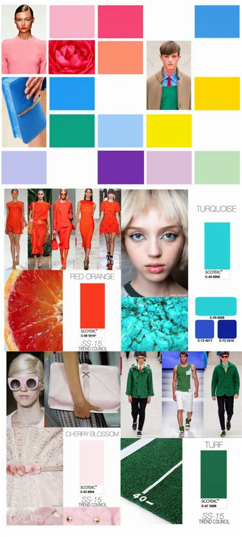 top 10 color trends for spring summer 2015 hot beauty health trends trend council colors spring summer 2015