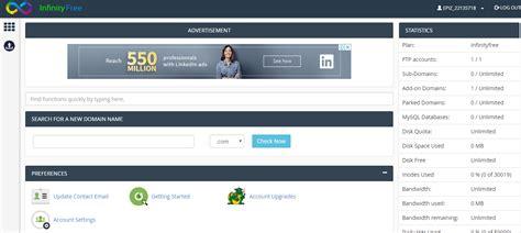 check       web hosting