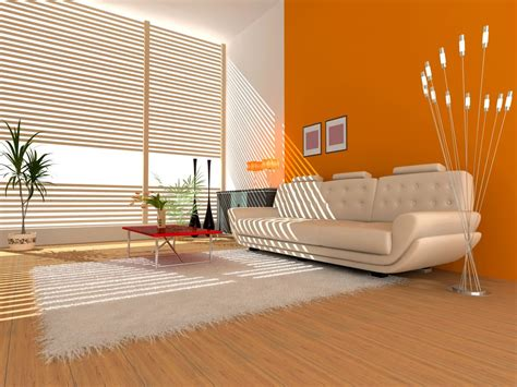 orange colour combination living room pretty bright orange paint living room interior with white sofa on white fur rug also wooden