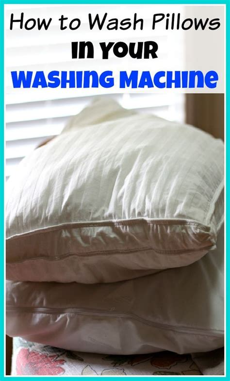 How Do You Wash A Pillow by The World S Catalog Of Ideas