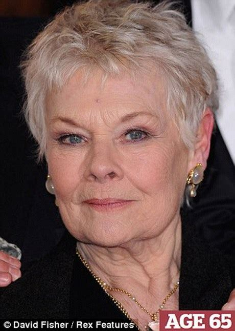 how to get judi dench hairstyle judi dench hairstyle lifestyle nigeria