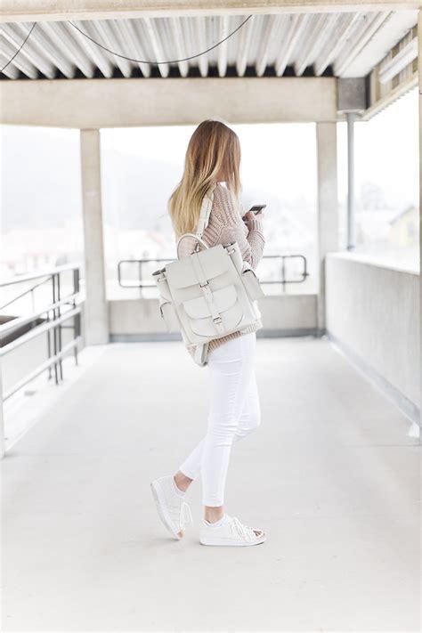 Sweater Wanita Korea Adidas 03 White cathy h m sweater grafea rucksack adidas superstar metal toe bik bok white