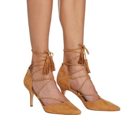 Pointed Lace Up Pumps marc fisher suede pointed toe lace up pumps tamya page