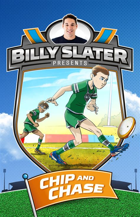 billy slater autobiography books billy slater 4 chip and by loughlin