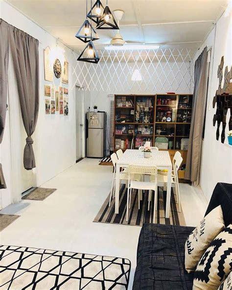 Lu Hias Buat Ruang Tamu Dengan Modal Hanya Rm2 000 Wanita Ini Berjaya Ubah Suai