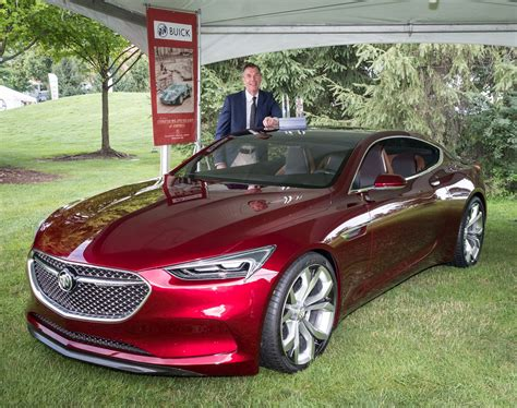 2019 Buick Sports Car by Buick Avista Named Concept Car Of The Year Gm Inside News