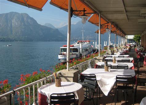 ristoranti sul lago di como con terrazza ristoranti di bellagio