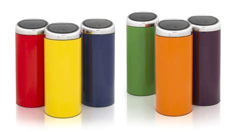 Charmant Poubelle De Cuisine Design #3: poubelle-brabantia-touchbin-30l-couleurs-6799-600x600.jpg