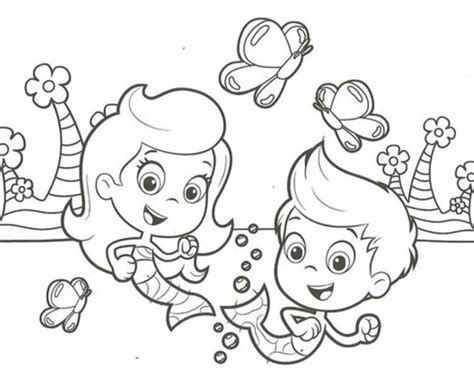 Bubble Guppies Coloring Pages Molly Pict 73625 Gianfreda Net Guppies Coloring Pages Printable Gianfreda
