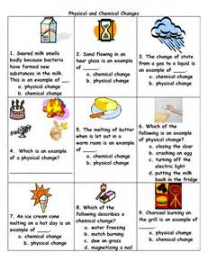 Kitchen Literacy Definition Physical To Chemical Changes Physical And Chemical