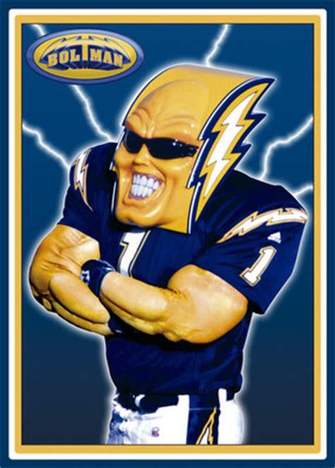 san diego chargers boltman abstract nicknames mascots sports logos chris creamer
