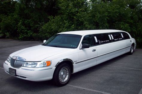 Limousine Ride by F L Limos Livery Limousine Service