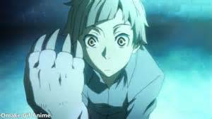 Joeschmo s gears and grounds preview gif anime bungou stray dogs