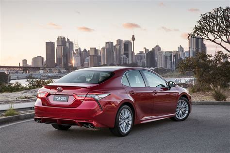 2018 Camry Reviews by 2018 Toyota Camry New Car Review