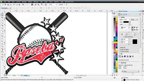 jersey design software free download pc coreldraw x6 for beginners simple t shirt design youtube