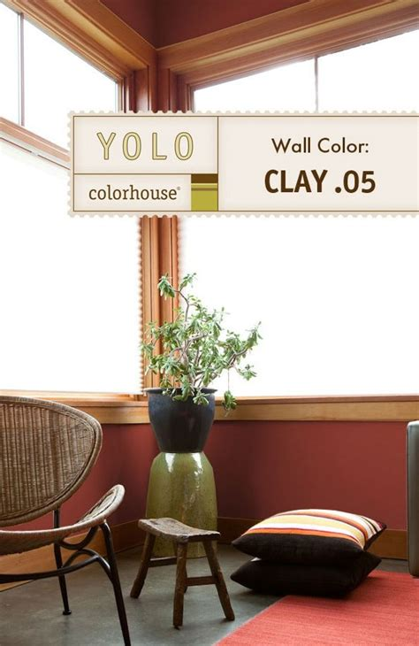 home depot yolo colorhouse paint inspired eggshell interior paint clay 05
