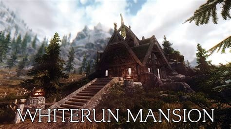 House In Whiterun by Tes V Skyrim Mods Whiterun Mansion