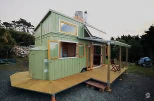tiny house big living mobile homes a transforming shipping container house