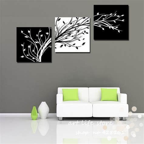 inexpensive wall art aliexpress com buy 3 piece wall art modern abstract