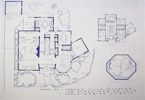 beverly hillbillies mansion floor plan 17 best ideas about the munsters on pinterest lily