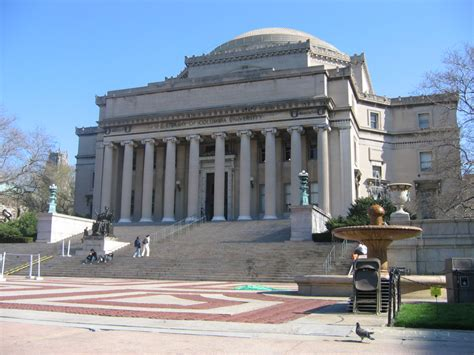 Universities In Columbia For Mba by Education In New York City