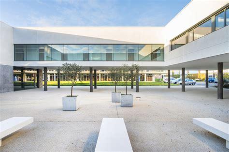 Ecole De Lettre Nantes Architecture Ecole Centrale Nantes Line Architecture