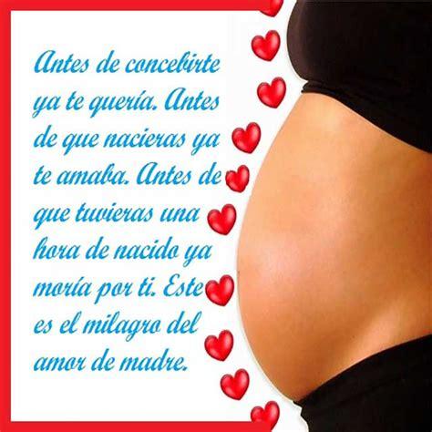 Imagenes Emotivas Para Embarazadas | im 225 genes de embarazadas con frases 171 fotos postales y