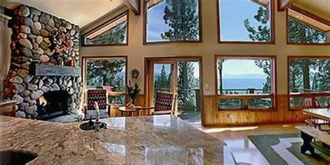 Cabin Rentals In California by Lake Tahoe Vacation Rentals