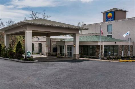comfort inn pocono mountain inn at jim thorpe updated 2017 prices hotel reviews