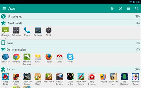 android application manager glextor appmanager organizer android apps on play