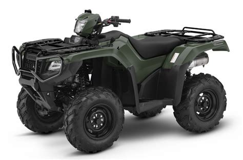 Honda Atv Prices by 2017 Honda Atv Model Lineup Prices 2017 Vs 2016