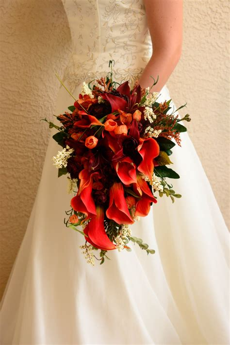 Wedding Bouquet With Calla Lilies by Fall Wedding Bouquets With Calla Lilies Www Imgkid