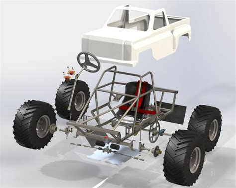 personal review  comments   mini monster truck