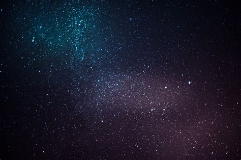free photo sky starry sky space free