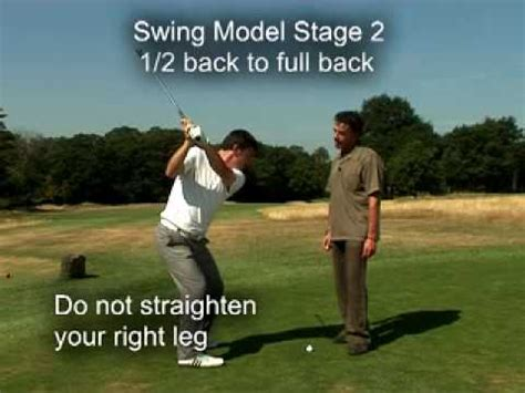 how to perfect your golf swing how to perform the perfect golf swing at last an