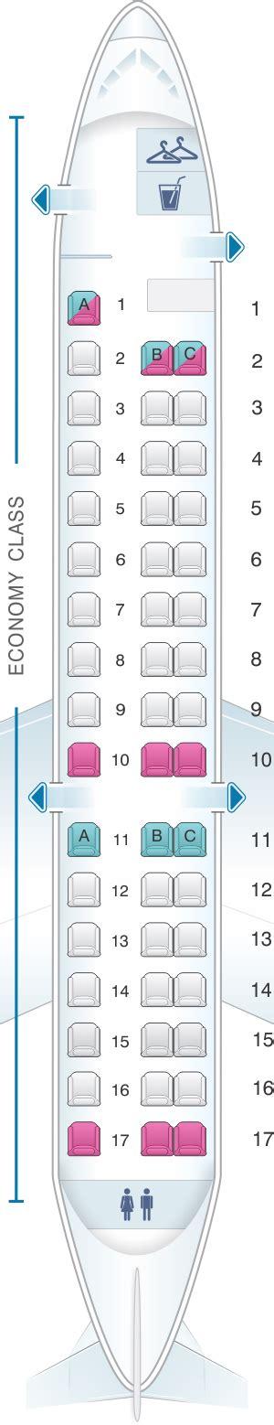 erj 145 seating seat map bmi regional embraer erj 145 seatmaestro