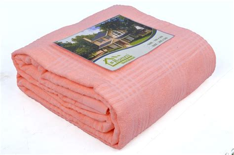 Selimut Handuk selimut handuk hommi pink 160 215 200 grosir selimut murah